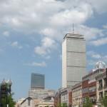 Prudential Center and John Hancock Center