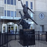 Michael Jordan Statue (The Spirit)